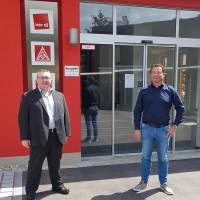 Christian Dietl und Uli Grötsch