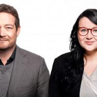Uli Grötsch und Ramona Greiner